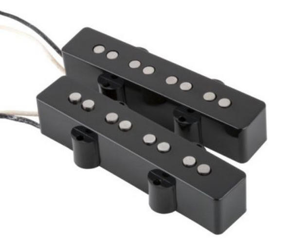 Lindy Fralin 4 String Jazz Bass Pickup Set
