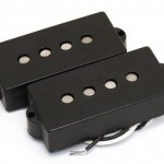 Lindy Fralin 4 String P Bass Pickups