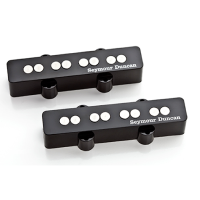 seymour duncan sjb3 quarter pounder jazz bass pickups